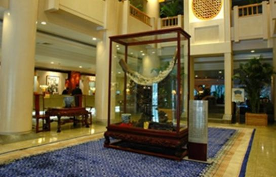Hall Zhejiang Narada Grand Hotel