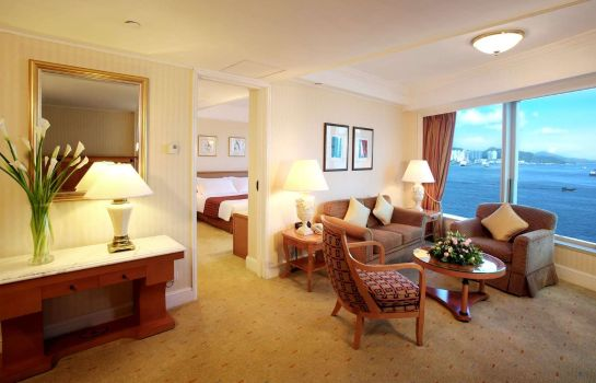 Suite Harbour Grand Kowloon