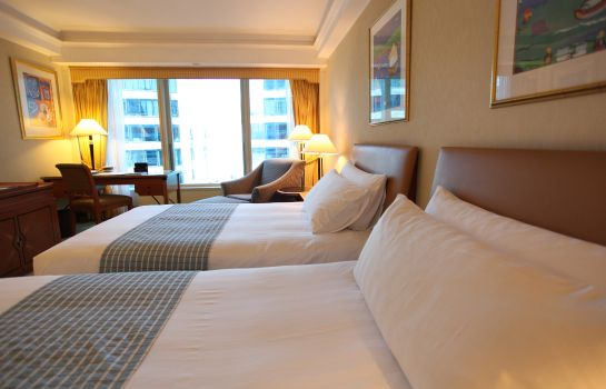 Zimmer Harbour Grand Kowloon
