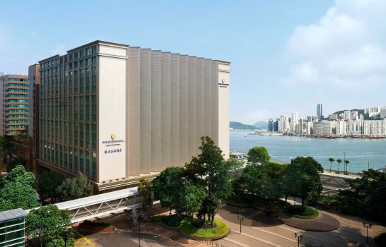 Exterior view InterContinental Hotels GRAND STANFORD HONG KONG
