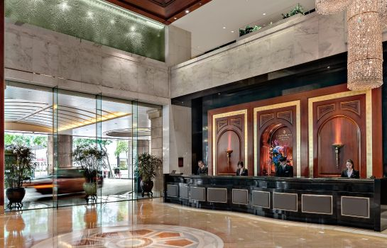 Lobby InterContinental Hotels GRAND STANFORD HONG KONG
