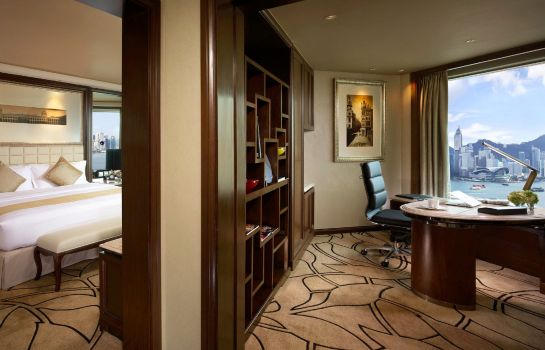 Suite InterContinental Hotels GRAND STANFORD HONG KONG