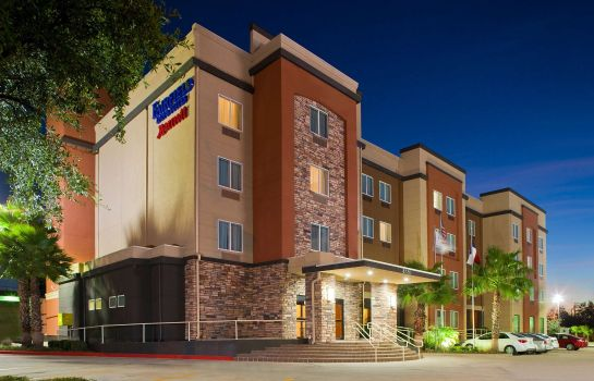 Vista esterna Fairfield Inn & Suites Houston Hobby Airport