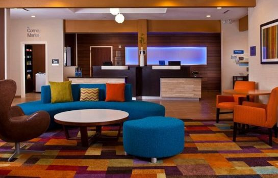 Hall Fairfield Inn & Suites Houston Hobby Airport