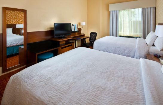 Camera Fairfield Inn & Suites Houston Hobby Airport