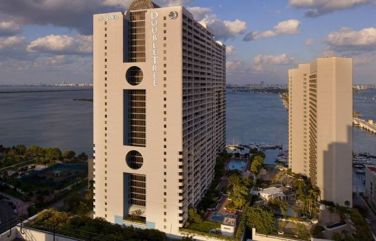 Exterior view DoubleTree by Hilton Grand Hotel Biscayne Bay