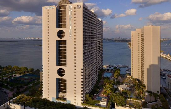 Vue extérieure DoubleTree by Hilton Grand Hotel Biscayne Bay
