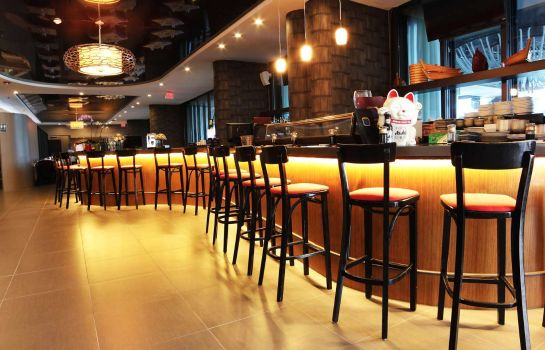 Hotelbar DoubleTree by Hilton Grand Hotel Biscayne Bay