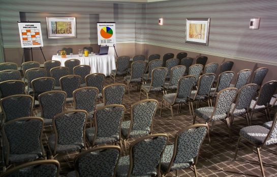 Conference room DoubleTree by Hilton Grand Hotel Biscayne Bay