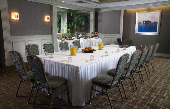 Salle de séminaires DoubleTree by Hilton Grand Hotel Biscayne Bay