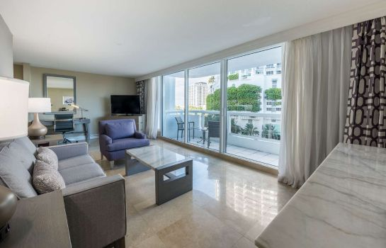 Zimmer DoubleTree by Hilton Grand Hotel Biscayne Bay