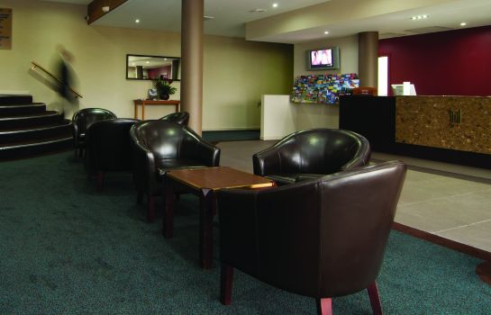 Lobby COPTHORNE HTL & APT QUEENSTOWN LAKEVIEW