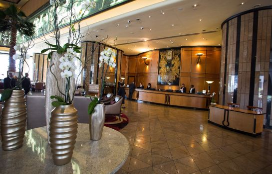 Lobby InterContinental Hotels JOHANNESBURG SANDTON TOWERS