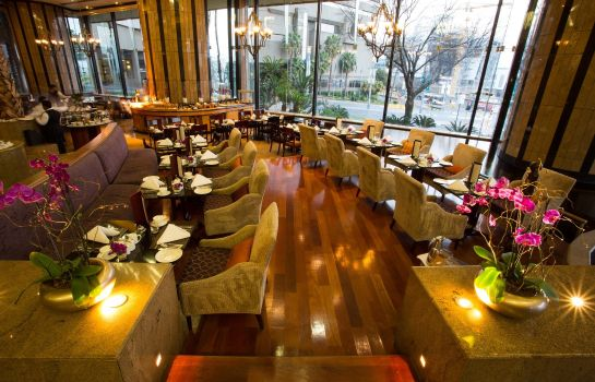 Restaurant InterContinental Hotels JOHANNESBURG SANDTON TOWERS