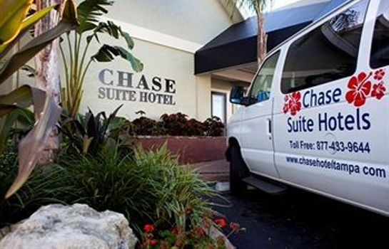 Umgebung Chase Suite Hotel Tampa