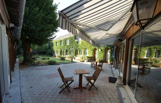 Terrasse Le Beaugency