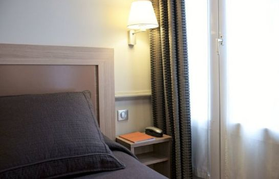 Zimmer Hotel Apollinaire