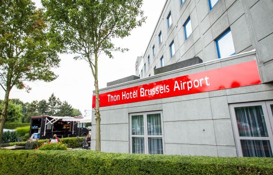 Exterior view Thon Brussels Airport