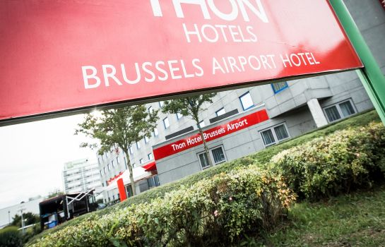 Certificate/Logo Thon Brussels Airport