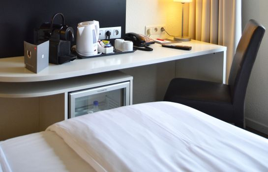 Double room (standard) Thon Brussels Airport