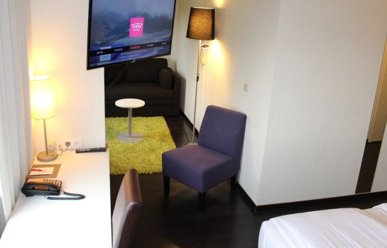 Double room (superior) Thon Brussels Airport