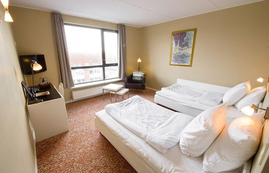 Habitación Best Western Royal Holstebro