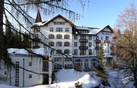 Vista esterna Sunstar Hotel Flims
