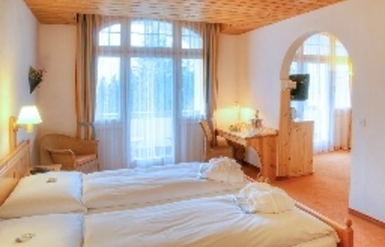 Junior Suite Sunstar Hotel Flims