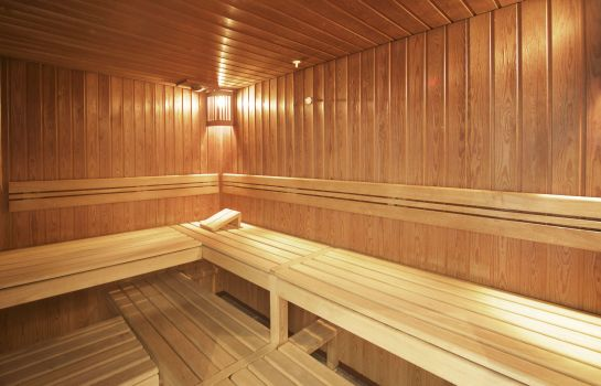 Sauna Sunstar Hotel Flims