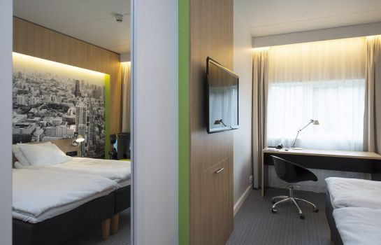 Kamers Thon Hotel Bergen Airport
