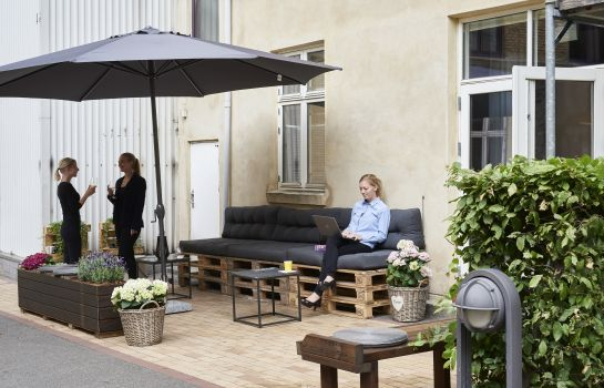 Terrasse Zleep Copenhagen City
