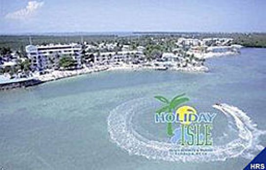 Informacja Holiday Isle Beach Resorts And Marina