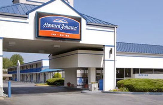 Außenansicht HOWARD JOHNSON INN COMMERCE GA