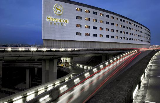 Vista exterior Sheraton Paris Airport Hotel & Conference Centre