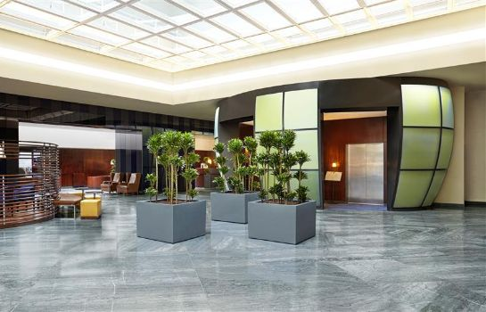 Lobby Sheraton Paris Airport Hotel & Conference Centre
