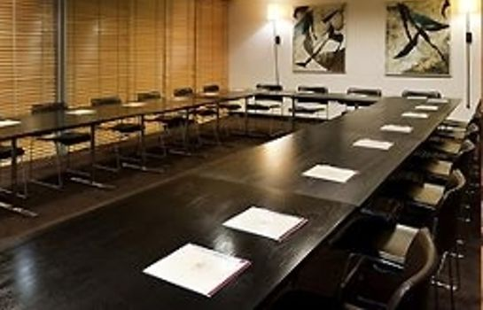 Conference room Hotel Moorhouse Ikoyi Lagos - MGallery by Sofitel