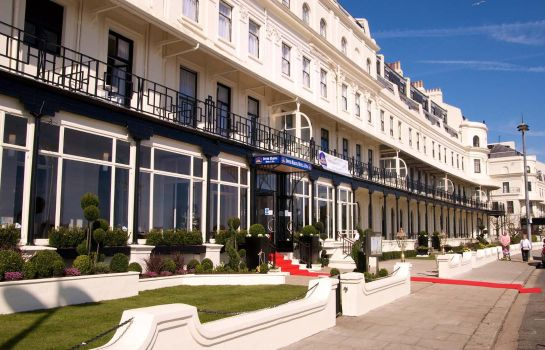 Exterior view Best Western Plus Dover Marina Hotel & Spa