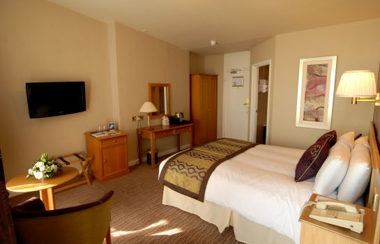 Chambre double (standard) Best Western Plus Dover Marina Hotel & Spa