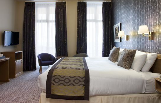 Chambre double (confort) Best Western Plus Dover Marina Hotel & Spa