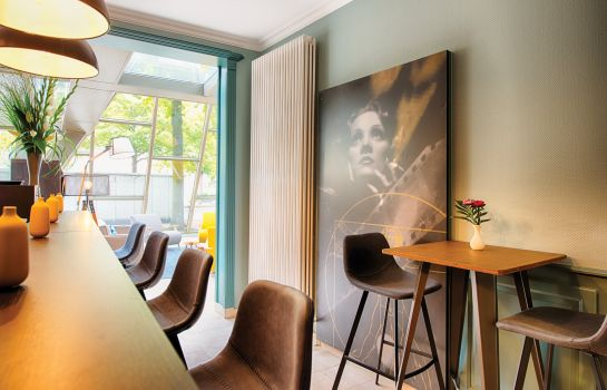 Bar hotelowy Leonardo Boutique Hotel Berlin City South