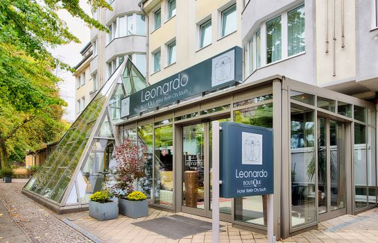 Zdjęcie Leonardo Boutique Hotel Berlin City South