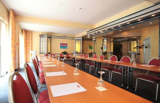 Sala konferencyjna Leonardo Boutique Hotel Berlin City South