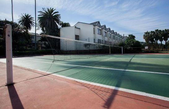 Campo de tennis The Wilderness Hotel