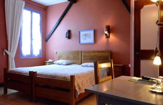 Double room (superior) Auberge La Feniere