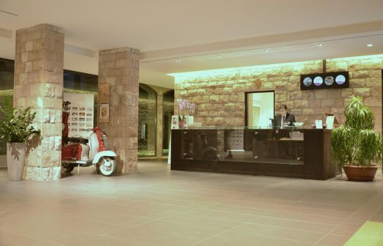 Receptie TH Assisi - Cenacolo hotel