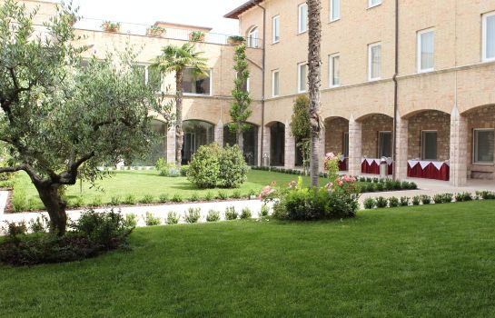 Tuin TH Assisi - Cenacolo hotel