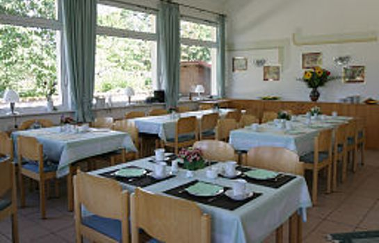 Breakfast room Motel Hormersdorf