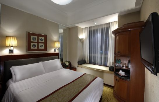 Junior suite Charterhouse Causeway Bay