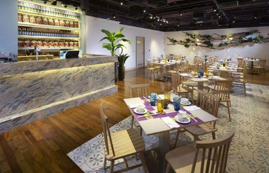 Restaurant City Garden Hotel