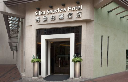 Exterior view Silka Seaview Hotel